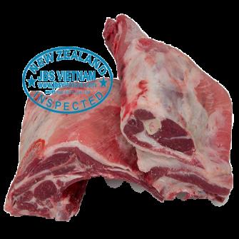 Lamb shoulder-Vai cừu có xương New Zealand